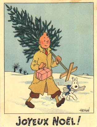 Tintin-holiday
