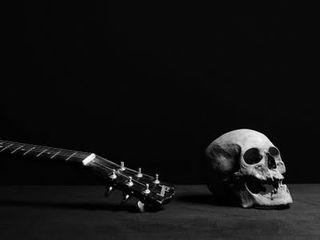 Skull - Hedi Slimane
