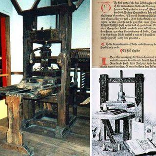 Gutenberg-printing-press