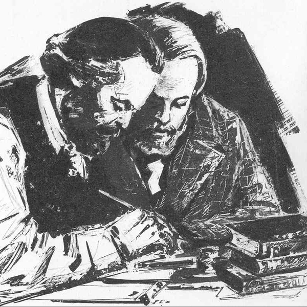 Marx-engels_at_work_together