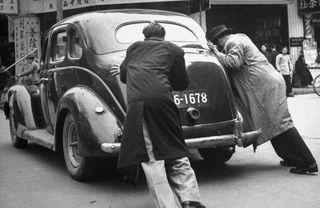Stalled-car