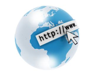 World-wide-web-globe