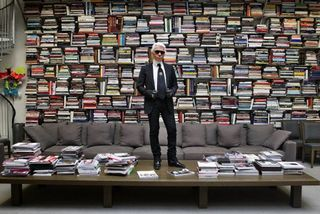 Lagerfeld library