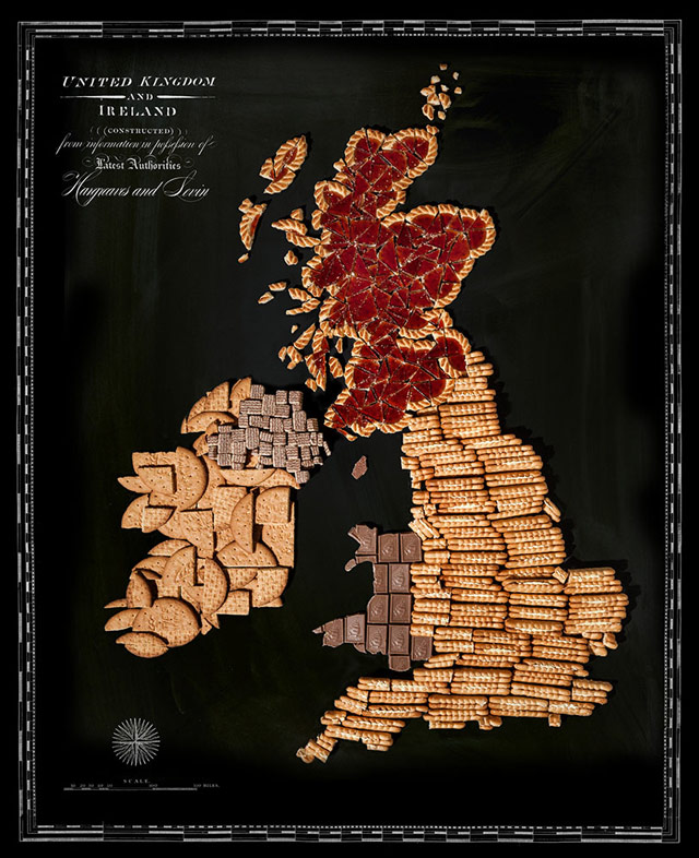 Food-map-british-isles