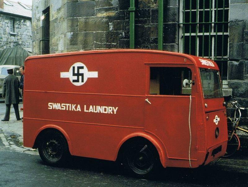 Swastika-laundry